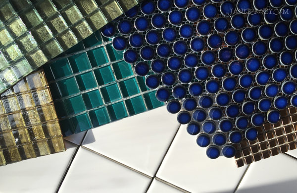 Glass and Porcelain Tiles